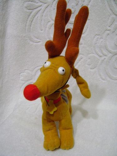 Firulais Los Rugrats Mattel Peluche Original