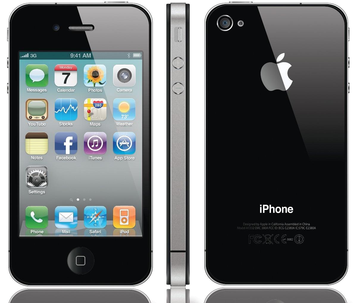 nuevo iphone 4s precio