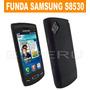 Funda Gel Silicona Samsung Galaxy Wave 2 S8530 Tpu Protector