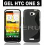 Funda Gel Para Htc One S Z520e Protector Tpu Flexible
