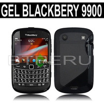 Funda Gel Para Blackberry 9900 Bold Protector Flexible Tpu