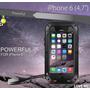 Love Mei Iphone 6 4.7 - Case Aluminio Protector Extremo