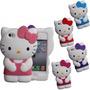 Funda Case Carcasa Hello Kitty 3d Para Iphone 4g 5g Silicona