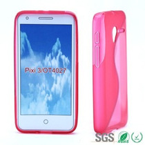 Protector Alcatel Pixi 3 Ot4027 Tpu Case Exclusivo!!