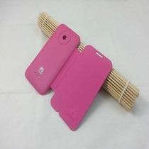 Pedido Protector Estuche Huawei Y210 Y210c Flip Cover
