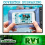 Covertor Submarino Para Iphone - Pvc A Prueba De Agua