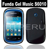 Funda Gel Case Para Samsung Music S6010 Protector Tpu