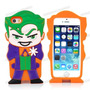 Regala Bello Case Silicona Iphone 4 Joker Batman Dc Comics