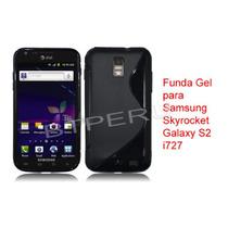 Funda Gel Case Samsung Galaxy Skyrocket I727 S2 Tpu Silicona