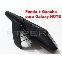 Funda Case Para Samsung Galaxy Note N7000 Holster Protector