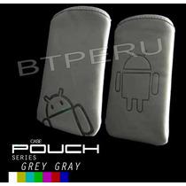Funda Pouch Neoprene Galaxy I9100 S2 Iphone 4s Htc Arc Nokia