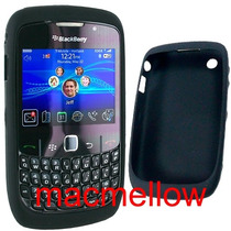 Funda Silicona Original Blackberry Curve 3g 9300 8520 8530