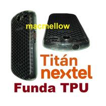 Nextel Titan U8820 Funda Tpu Estuche Huawei Case