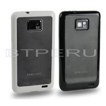 Funda Gel Silicona Samsung Galaxy S2 I9100 Protector Skin
