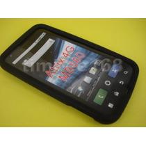 Funda De Silicona Para Motorola Atrix 4g Mb860