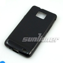 Funda Gel De Silicona Para Samsung I9100 Galaxy S2 Ii