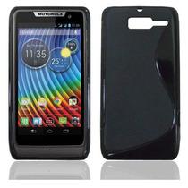 Funda Gel De Silicona Para Motorola Razr Xt919 Xt920 D3