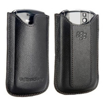Funda Estuche Cuero Blackberry Torch 9800 8520 9300 8520