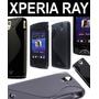 Funda Gel Case Para Sony Ericsson Xperia Ray St18i Protector