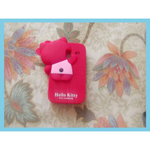 Pedido Estuche Silicona Hello Kitty S7500 Galaxy Ace Pluss