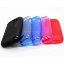 Funda Gel Tpu Para Samsung Galaxy Pocket 2 Duos G110