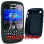 Funda Silicona Original Blackberry Curve 3g 9300 8520 8530