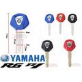 Llave En Blanco Para Yamaha R6 - R1 600cc - 1000cc