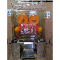 Maquina Exprimidora De Naranjas Spilman Gt-2000 Import-leon