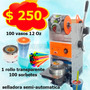 Selladora Semi-automatica De Vasos Oferta