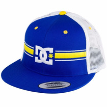 Gorra Dc Shoes Snapback Pro Model Dyrdek