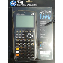 Hp 50g Calculadora Importada Desde Estados Unidos..sellada
