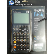 Calculadora Grafica Hp 50g Nueva Sellada Ultima Version
