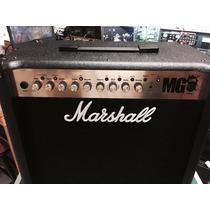 Marshall Mg50fx Combo Amplificador De Guitarra