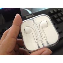 Audifonos Earpods Apple Originales Iphone 4 5 5s 5c Ipad Air