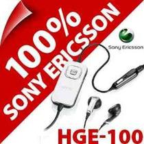 Nuevo Gps Satelital Manos Libres Hge-100 C905 K800 K550 W595