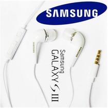 Audifonos Handsfree Samsung 3.5mm S3 I9300 Galaxy Note 2