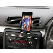 Soporte Ducto Aire Holder P/auto Samsung Jm1 Xperia E4 S3 S4
