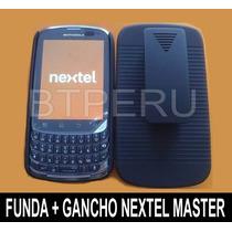 Funda Clip Gancho Holster Para Nextel Motorola Master Xt605