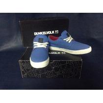 Zapatillas Dunkelvolk Tallas 41,42 Y 43 Skater Geex Blue !!!