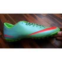Vendo Zapatillas Nike Mercurial Talla Us 11 - 43 1/2 - 44