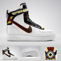 Zapatillas Nike Air Force 1 High | Rt Blanco Original