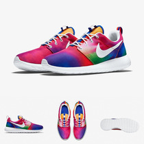 Zapatillas Nike Roshe Run Rainbow | Tie Dye Print 2015