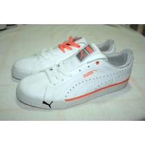 Oferta Zapatillas Puma Nike Adidas Originales Cuero Nuevo