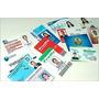 Impresora Fotochecks Credenciales Pvc Id Card Tarjetas Pases
