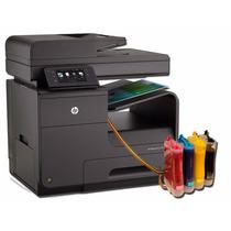 Hp Officejet Pro X476dw Multifuncion Con Sistema Continuo