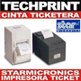 Cinta Impresora Ticket Sp 500 Sp 200 Star Micronics Original