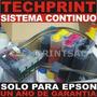 Sistema Continuo Tinta Profesional T24 Tx115 C92 Cx5600