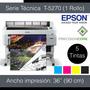 Plotter Epson Surecolor T5270 Produccion Reparto Todo A Peru
