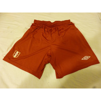 Short De Perú Umbro Original Oferta Imperdible