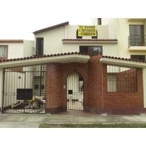 Venta Preciosa Casa, Mejor Zona De San Miguel, Junto Parque